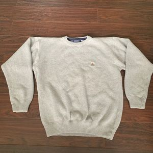 Vintage 90's Tommy Hilfiger sweater gray XL